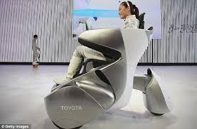 Disney Cars Armchair For The Armchair Driver Toyota Unveils U0027sofa On Wheels U0027 Among