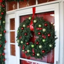 Target Wreaths Home Decor Terrific Christmas Front Door Decor Photo Design Ideas Tikspor