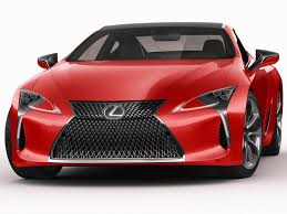 lexus sports car model lexus lc500 2018 3d cgtrader