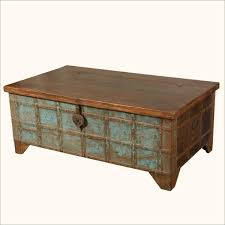 coffee tables dazzling brown rectangle rustic wood and metal