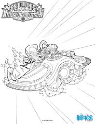 sonic the hedgehog coloring page sea shado is nightfall u0027s signature water vehicle in skylanders