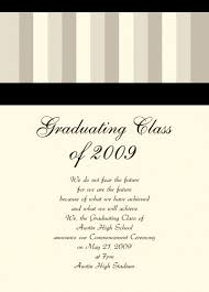 commencement announcements commencement announcement wording bf digital printing