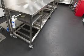 Kitchen Floor Coverings Ideas Exellent Commercial Kitchen Flooring Options Epoxy Maryland