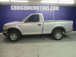 2002 used ford f 150 reg cab short bed 4x4 hard truck to find xl