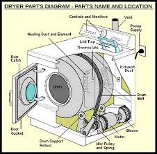 dryer makes squeaking noises how to fix removeandreplace com