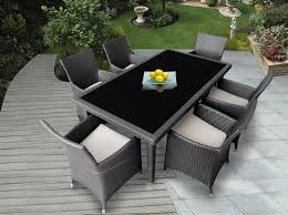 Outdoor Resin Wicker Patio Furniture by Outdoor U0026 Garden Belladonna Black Resin Wicker Patio Furniture