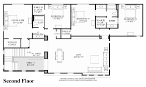 Floor Plans In Spanish by Dorada Estates The Costellana Home Design