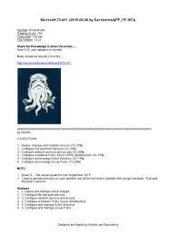 microsoft 70 411 v2015 09 30 by sacriestory aikonfx pdf group