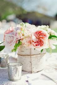 Birch Bark Vases 20 Rustic Wedding Centerpieces With Bark Container Deer Pearl