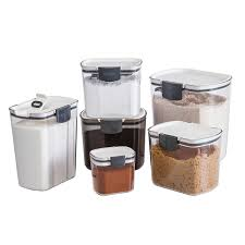 Stoneware Kitchen Canisters Kitchen Organization Costco