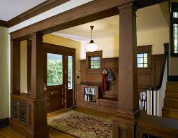 craftsman style architecture historic renovation wiedemann architects custom residential