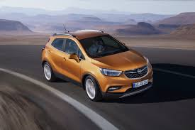 opel mokka 2017 opel mokka x revealed gm authority