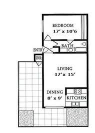 Floor Plan 2 Bedroom Apartment Garden Style 1 U0026 2 Bedroom Apartments In Fremont Ca