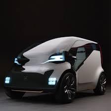 electric car design dezeen