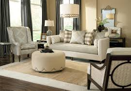decorating modern living room design using chic sofa by