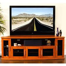 Corner Tv Cabinet For Flat Screens Tv Stand Oak Corner Tv Cabinet For Flat Panel Tv With Matching