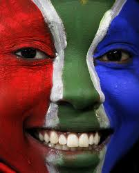 Flag Face African Nations Cup Football Fans Sonny Side Of Sports
