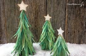 cornhusk tree family crafts