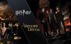 harry potter halloween background harry potter and the vampire diaries images hp and tvd wallpaper
