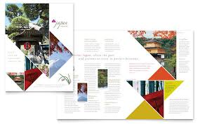 japan travel brochure pdf japan travel brochure template word