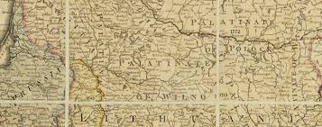Map Of Lithuania Maps1799 1800