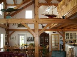 a frame home interiors timber frame interiors wise owl joinery