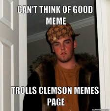 Clemson Memes - scumbag steve meme generator scumbag steve