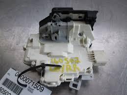 Audi Q7 2007 - left rear door latch lock actuator 3c4839015d oem audi q7 typ 4l