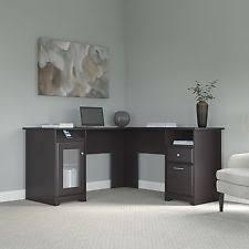 Bush Bennington L Shaped Desk Bush Desks And Home Office Furniture Ebay