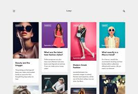 leap design 30 beautifully designed ghost themes design shack