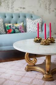 Glam Coffee Table by Project Reveal Girly Glam Dressing Room Design Manifestdesign