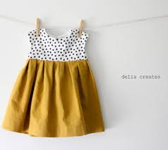 pattern dress baby girl 8 adorable dress tutorials for baby girl disney baby