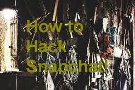 snapchat hacking app u2013 the best on line hacking toolkit