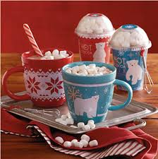 hot chocolate gift set harry david makes gift giving easy this season food n
