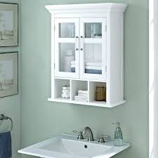 Bathroom Wall Cabinets White In Wall Cabinets Unispa Club