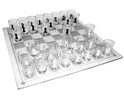 thumbs up shot glass chess amazon co uk kitchen u0026 home