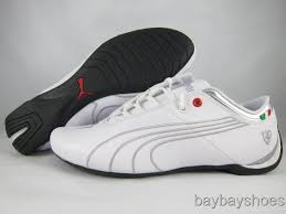 jordan ferrari white puma future cat m1 big sf white puma silver gray chrome ferrari