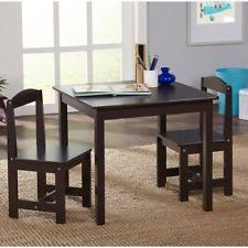 brown kids and teens play tables u0026 chairs ebay