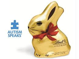 lindt easter bunny lindt usa continues partnership with autism speaks for 2015