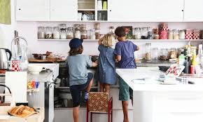lilou cuisine nadine richter et lio 11 ans nono 9 ans lilou 6 ans nell 2 ans