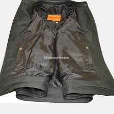 leather vest mens motorcycle vest leather made with gun pocket extreme biker wear