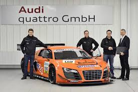 audi race car audi u0027s quattro gmbh delivers 100th customer race car gtspirit