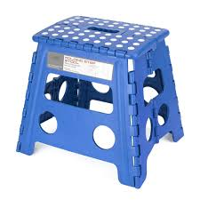 amazon com acko 16 inch super strong folding step stool for