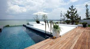 deck turns into pool cost deck that turns into a pool agor the