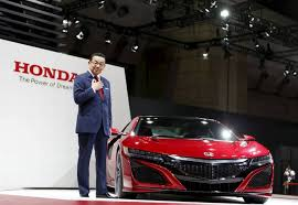 what is the luxury car for honda honda motor aims for brand survival with luxury car acura makeover