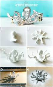 art deco octopus ring holder images Showcase your rings with these 35 stylish diy ring holders jpg