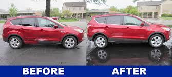Car Collision Estimate by Ford Escape Collision Repair Downers Grove Auto Rebuilder
