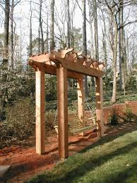 Backyard Swing Plans by Garden Swing Design Ideas Hgtv
