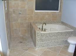 Kitchen Cabinets Freestanding Home Decor Small Corner Tub Shower Combo Freestanding Bathtub