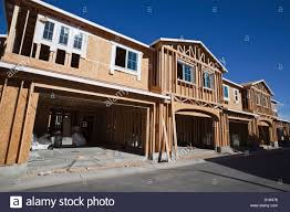multi family housing construction framing in the western united